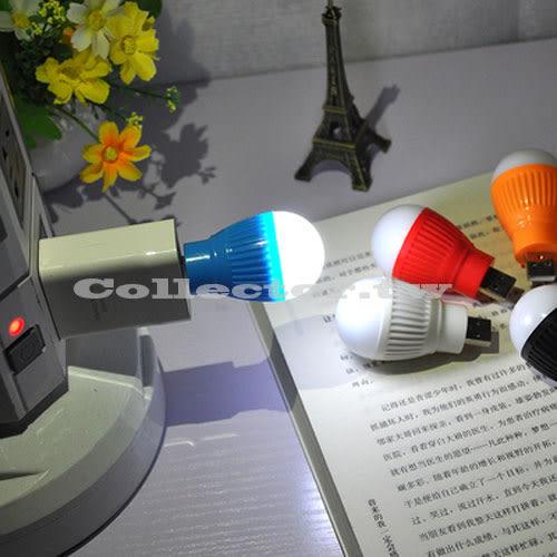 新款LED迷你USB燈泡 筆電小夜燈 行動電源照明燈 USB泡泡燈