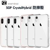 SGP Spigen Crystal Hybrid 軍規防摔保護殼 iPhone ixr ixs 手機殼 防摔殼 保護殼