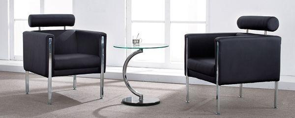 HY-Y231-7  sj833沙發-玻璃洽談桌(清玻/電金/人造石座)不含椅子