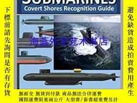 二手書博民逛書店World罕見Submarines: Covert Shores