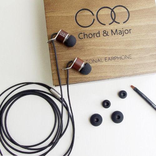 Chord 耳機 Jazz Major 7th 展現爵士樂慵懶、渾厚、低沈的音樂風格 [My Ear 台中耳機專賣店]