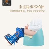 寶樂堡寶寶馬桶坐便器女嬰兒小便盆小孩坐便圈幼兒男孩兒童馬桶
