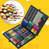 美術用品畫畫工具兒童繪畫套裝水彩筆畫筆小學生男女生日禮物 七色堇