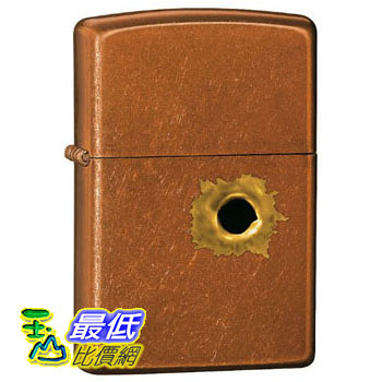 [104 美國直購] Zippo Bullet Hole Pocket Lighter 打火機