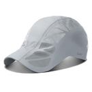 貝雷帽 夏天男速干帽薄款網眼帽前進貝雷帽百搭鴨舌帽防曬釣魚太陽遮陽帽
