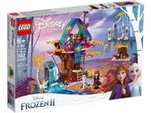 【愛吾兒】LEGO 樂高 迪士尼公主系列 41164 冰雪奇緣2 被施法的樹屋