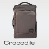 Crocodile 後背包 Biz 3.0 系列雙向手提款 0104-07802