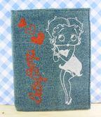 【震撼精品百貨】Betty Boop_貝蒂~證件套-牛仔