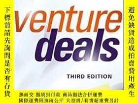 二手書博民逛書店Venture罕見DealsY256260 Brad Feld John Wiley & Sons