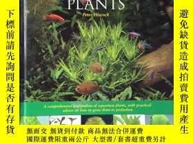 二手書博民逛書店Encyclopedia罕見of Aquarium Plants