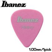 【非凡樂器】Ibanez 標準彈片pick【HEAVY】1.00mm 粉紅