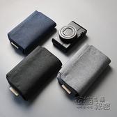 相機包 Mekee尼龍相機包 索尼ZV1黑卡RX100M7M6 GR3 GR2 G7X3 LX10收納包 衣櫥秘密