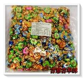 古意古早味 太妃糖 (3000公克/量販包) 懷舊零食 綜合果仁 喜糖 招待糖 馬來西亞 糖果
