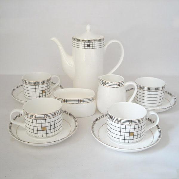 高檔骨瓷禮品咖啡具