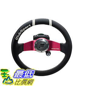 [106美國直購] ClubSport Steering Wheel Drift 方向盤