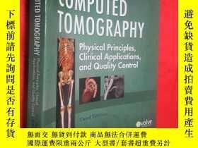 二手書博民逛書店Computed罕見Tomography: Physica 【詳