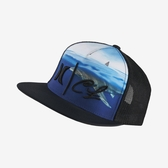 Hurley CLARK LITTLE SHARK 棒球帽-黑(男/女)