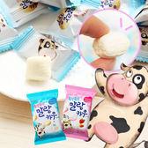 韓國 Lotte 樂天 乳牛鮮奶棉花糖 原味/草莓 63g 棉花糖 糖果 棉花糖糖果