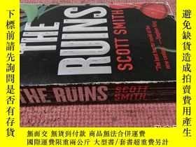 二手書博民逛書店【英文原版】The罕見Ruins(廢墟)Y25633 Scott