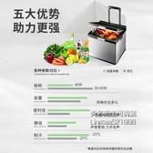 冷藏櫃 車載冰箱12v24v可制冷凍大貨車家兩用宿舍房小型迷你單人冰櫃 每日下殺NMS