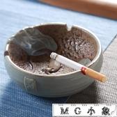 MG 煙灰缸-煙灰缸陶瓷創意瓷臥室客廳煙灰缸