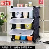 碗櫃廚房簡易組裝家用多功能現代簡約經濟型收納餐邊櫥櫃儲物櫃子QM『美優小屋』