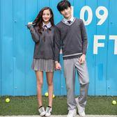 【618好康又一發】學生校服韓版襯衫班服套裝學院風