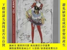 二手書博民逛書店Glamour:罕見The Magic World of CostumesY237948 Annette Be