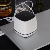 辦公室桌面台式筆記本迷你小音響喇叭手機音箱低音炮USB電腦音箱    琉璃美衣