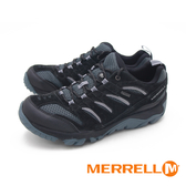 MERRELL(男) White Pine Vent GORE-TEX 郊山健行鞋 男鞋-黑