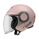 【東門城】ASTONE DJ12 素色 (平光玫瑰金) 半罩式安全帽 3/4罩 三分之四罩 小帽體