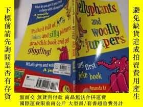 二手書博民逛書店my罕見first joke book我的第一本笑話書Y212829 不祥 不祥