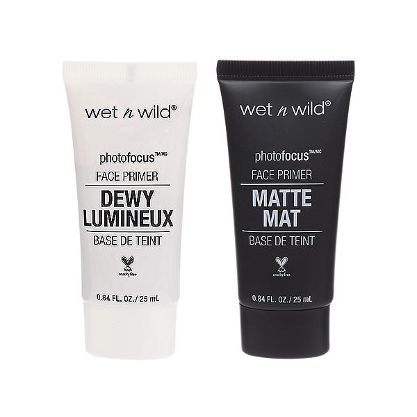 Wet N Wild 完美上相透亮/無瑕零毛孔 妝前乳(25ml) 款式可選【小三美日】原價$198