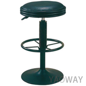 【耀偉】氣壓高吧椅D412-餐椅/會客椅/洽談椅/工作椅/吧檯椅/造型椅/高腳椅/