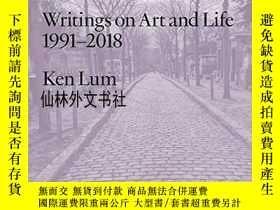 二手書博民逛書店【罕見】Everything is Relevant: Writings on Art and Life, 199