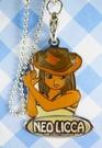 【震撼精品百貨】NEO LICCA麗卡~鑰匙圈吊飾-曬黑半身