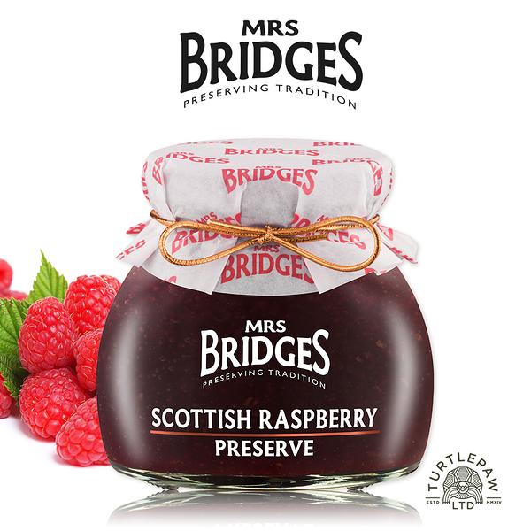 【MRS. BRIDGES】英橋夫人蘇格蘭覆盆莓果醬(小)113g 交換禮物首選