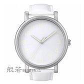 TIMEX 經典復古紳士時尚腕錶-白
