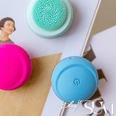 潔面洗臉器 聲波潔面儀 小巧迷你洗臉刷 清潔臉部全機身水洗 玩趣3C