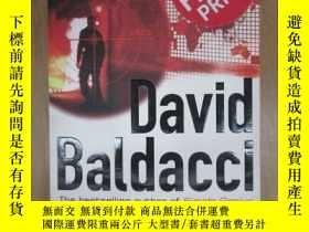 二手書博民逛書店外文書罕見David Baldacci the whole truth(共548頁,32開)Y15969