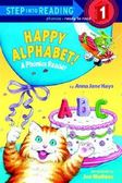 (二手書)Step into Reading Step 1: Happy Alphabet! (A Phonics Reader)
