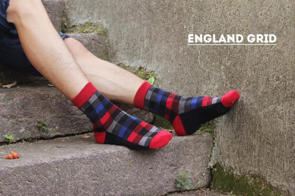 襪子   彩色豎點男襪  【FSM008】-收納女王