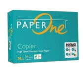 PAPER ONE A3 影印紙 70磅 5包 /組~含稅+免運費