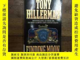 二手書博民逛書店Finding罕見MoonY271632 Tony Hiller