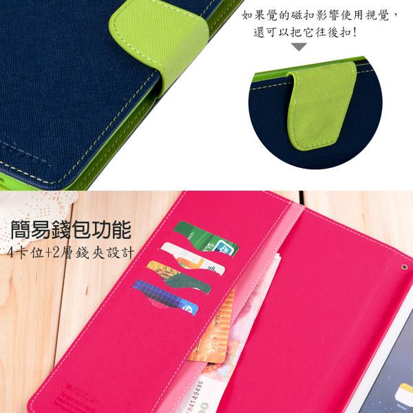 【雙色】三星 SAMSUNG Tab J 7.0 T285 平板經典皮套/翻頁式側掀保護套/側開插卡手機套/斜立保護殼-ZX