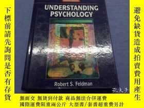 二手書博民逛書店Understanding罕見Psychology 大16開精裝
