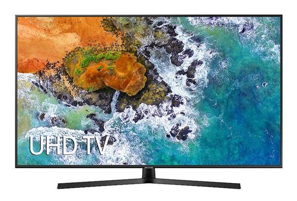 《新竹名展音響》 SAMSUNG 三星 UA55NU7400WXZW 55吋 4K智慧無線液晶電視   另售KD-55X7500F