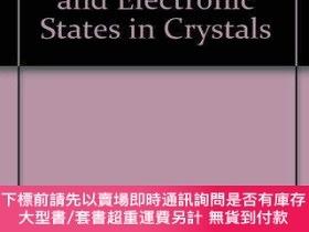 二手書博民逛書店Theory罕見Of Brillouin Zones And Electronic States In Cryst