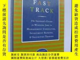 二手書博民逛書店The罕見Fast Track by Mariam Naficy