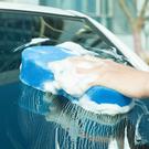 8字真空壓縮洗車海綿 清潔 擦車 洗車 自助 吸水 清洗 汽車 擦車棉【K046】MY COLOR